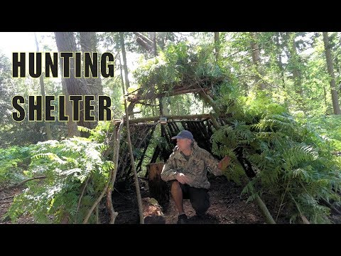 Hunting Blind Stalking Shelter