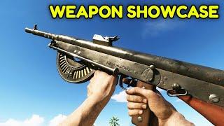 Battlefield 5 Summer Update - ALL NEW WEAPONS Showcase