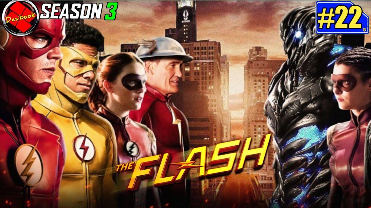Download The Flash Movie Season 3 Episode 22 Explained in hindi/ Urdu | Explained in hindi/Urdu movie in hind