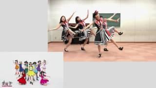 2015年愛踊祭> はちきんガールズ Web予選エントリー動画 アンジュルム ...