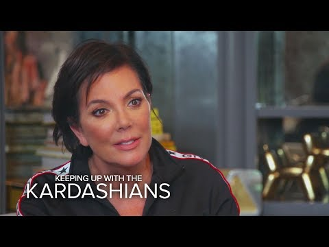 KUWTK | Kris Jenner Upset About