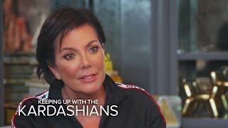 "KUWTK | Kris Jenner Upset About ""Hoarding Money"" Accusation in Caitlyn"