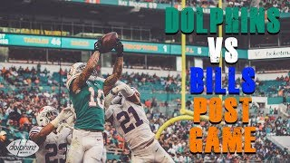 Miami Dolphins Vs Buffalo Bills Post Game [Dolphins Fan Reaction]
