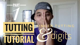 Tutting, Fingertutting, & Digit ComboS: Tutorial by Shawn Phan (Learn all 3 in one video!)