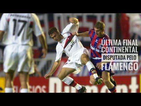 Última Final Intercontinental disputada pelo Flamengo