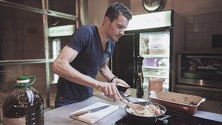 Kochen mit Jan - Quinoa mit Ei