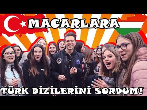 MACARLARA TÜRK DİZİLERİNİ SORDUM!!! | CEVAPLAR ŞAŞIRTTI!