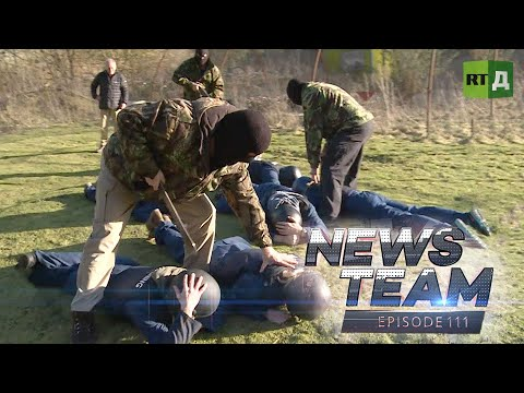 Preparing for Donetsk, Ukraine – News Team (E111)