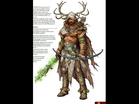 5th Edition Tome of Beasts – Fey Lords and Ladies – Nerdarchy