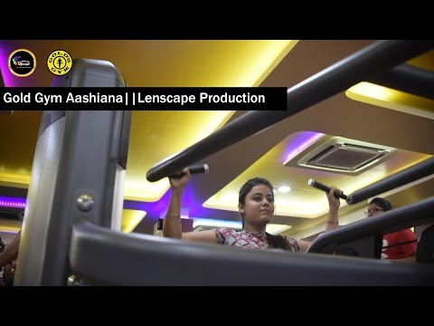 Gold Gym Aashiana || Lenscape Production