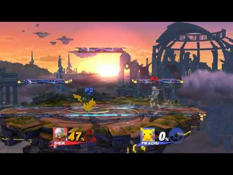 Robby/Sheik vs Julian/Pikachu #1