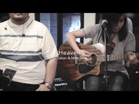 Heaven (Live acoustic)