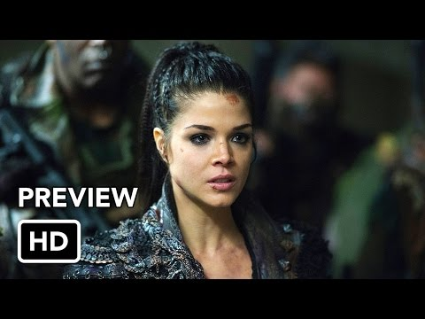 The 100: 4x12 The Chosen - Inside the Episode