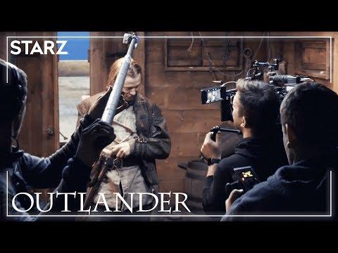 Inside the World of Outlander | 'America the Beautiful' Ep. 1 BTS Clip | Season 4