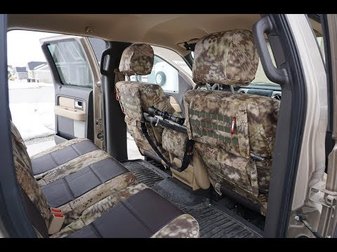Product Review: Covers & Camo Seat Covers