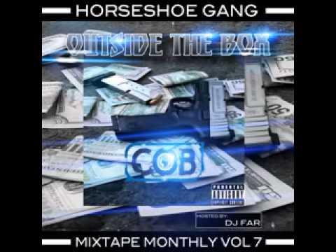 Horseshoe Gang   Trigga Happy Mixtape Monthly Vol  7 Mixtape