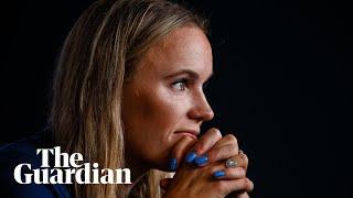 Caroline Wozniacki on retiring after the Australian Open