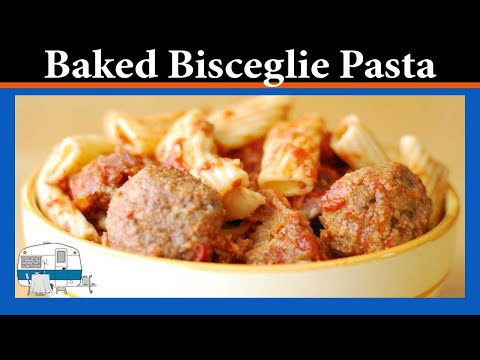 How to make Baked Bisceglie Pasta