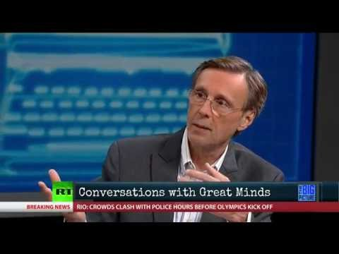 Great Minds: Wendell Potter - Corporate Media Loves the Current System