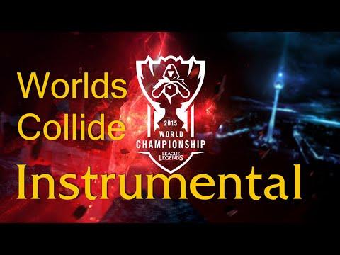 LCS 2015 LoL Login Screen Music [Worlds Collide - Instrumental]