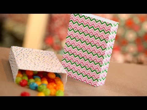 How To Make Favor Bags From Envelopes | Kin Community