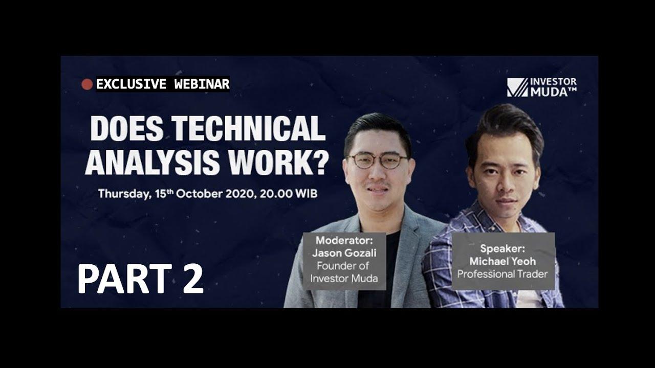 Pembahasan Ihsg Terbaru Dari Sudut Pandang Teknikal With Michael Yeoh Part 2 Youtube