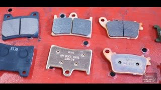 Yamaha Genuine Parts & Accessories Brake Pads: What's the Difference?