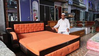 CHEAPEST FURNITURE MARKET DELHI                    Sofa  Sofa cum bed  Bed Almarih Dinning Table etc