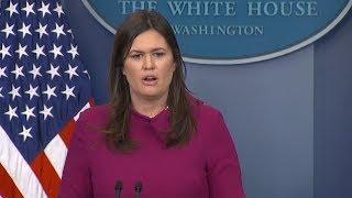 White House press briefing likely on Florida shooting, gun control, Trump's FBI tweet | ABC News thumbnail