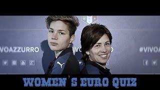 Women's EURO Quiz: Linari vs Sabatino