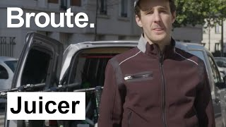 Profession : Juicer - Broute - CANAL+