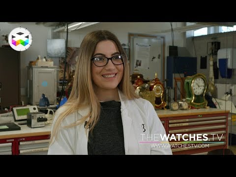 Women in Watchmaking - The Student