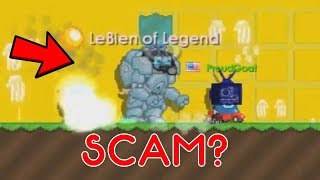 Social Experiement - WOULD YOU SCAM MY STUFF MACHINE?  (LeBien SCAMS?) [GOT SCAMMED] thumbnail