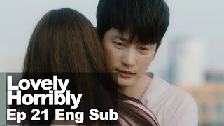 Download Video Park Si Hoo Gave Song Ji Hyo's a Big Hug [Lovely Horribly Ep 21] MP3 3GP MP4