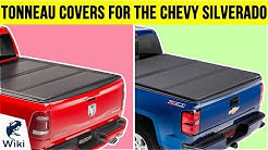 10 Best Tonneau Covers For The Chevy Silverado 2019