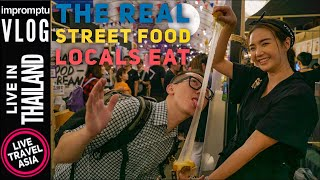 Modern Bangkok Street Food, What Real Locals Eat in Thailand at WongNai Food Festival 2019
