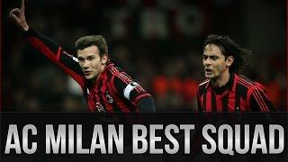 Best AC MILAN squad ever - Season 2004/2005