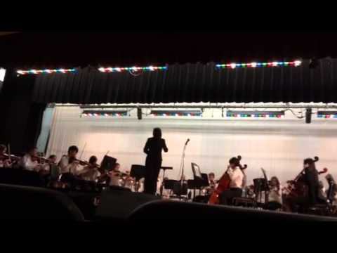 Commack middle school 8th grade orchestra