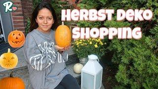 Herbstdeko Shopping - Familien Sonntag - Vlog#1038 Rosislife