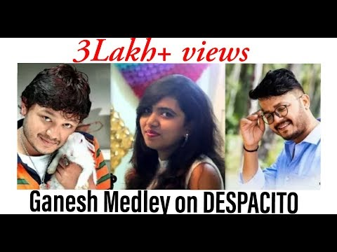 Despacito | 15 years of Golden star Ganesh | Mungaru Male to Mugulu Nage Medley | Eesha Suchi