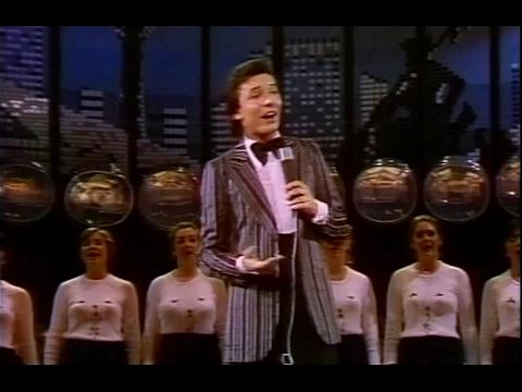 Karel Gott & der Mädchenchor Gori - 's is Feierabend (Feieromd) Ein Kessel Buntes 1976