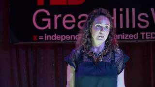 Shift Happens: Lose Your Mind and  Find Your Heart | Anna Reingatch | TEDxGreatHillsWomen