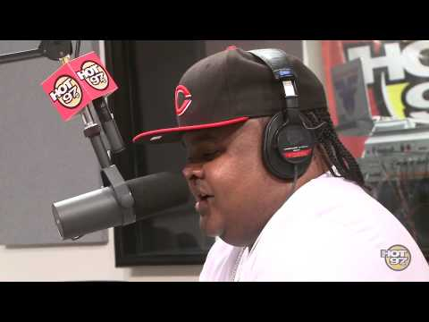 Fred The Godson Freestyles On Hot97 With Funkmaster Flex