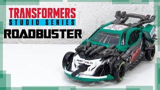 Roadbuster Studio Series 58 Revisão em Português