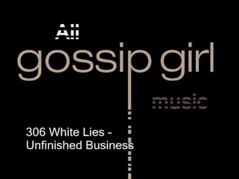 White Lies - Unfinished Business