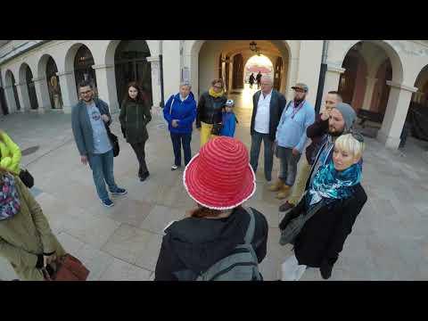 Discover lubelskie - an unique walking guided tour in Lublin - Zwiedzaj Lublin (4K)