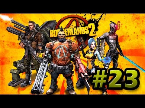 Borderlands 2 | Parte 23 | Viajeros Al Tren | Español | Let's Play / Walkthrough