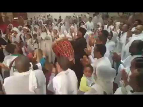 Memher zebene lema wedding