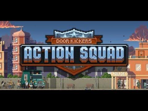 Door Kickers Action Squad - OST - Mission 3 & Door Kickers Action Squad - OST - Mission 3 - YouTube