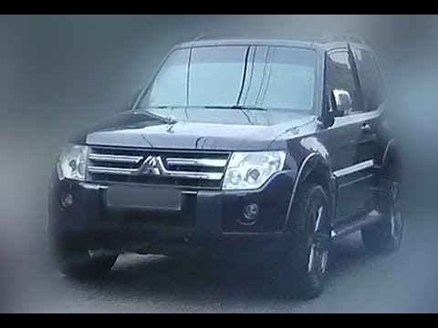 Mitsubishi Pajero 2017 >> BRAND NEW 2018 MITSUBISHI PAJERO 2DR BLACK . NEW MODEL. PRODUCTION 2018. - YouTube
